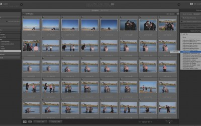 Lightroom (Importing & Organizing)