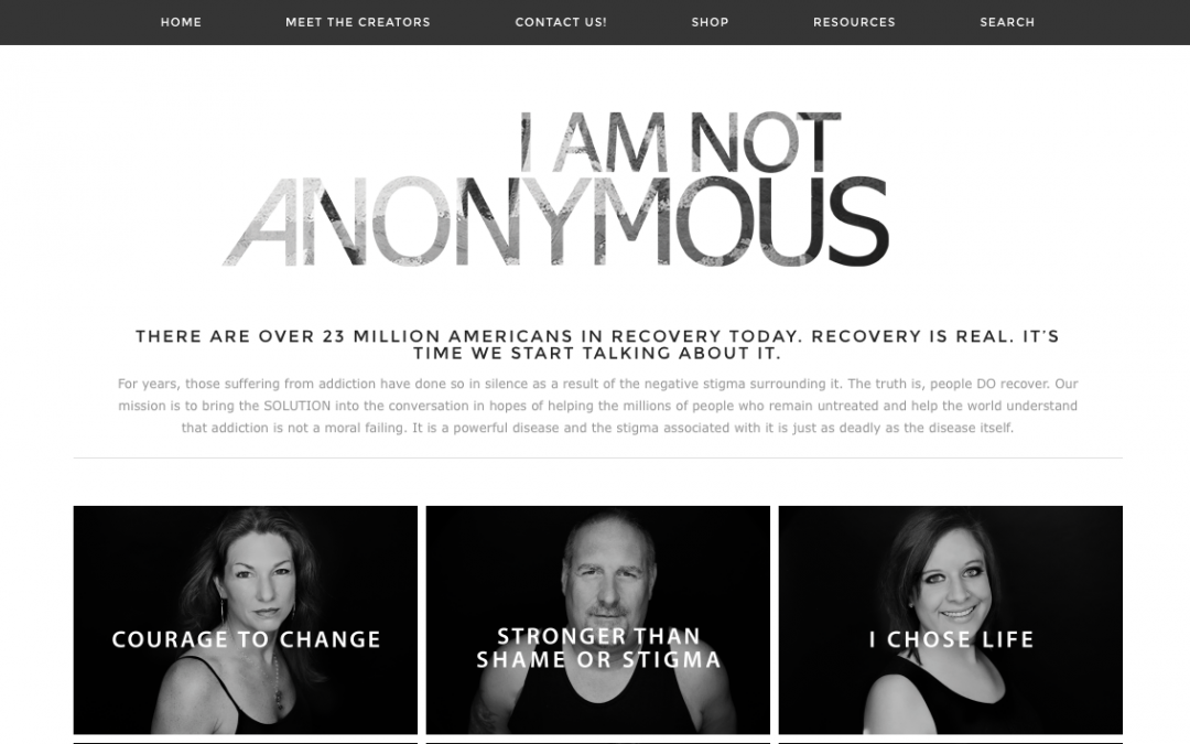 I Am Not Anonymous