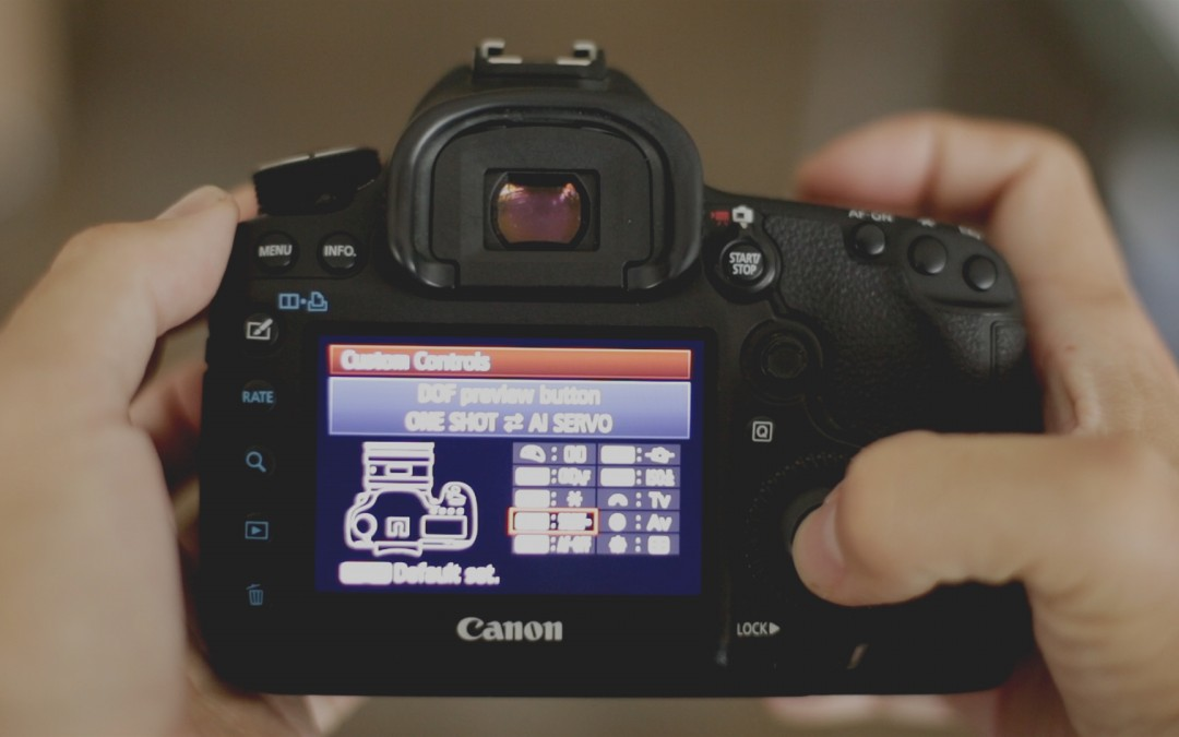 Custom Auto Focus Settings